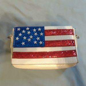 🇱🇷Nila Anthony American flag Crossbody🇱🇷